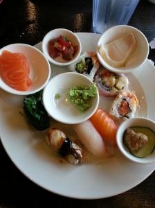Sushi & Shashimi