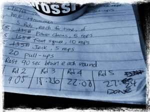 CrossfitDNF