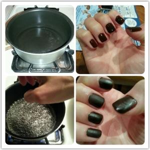 matte nails 1